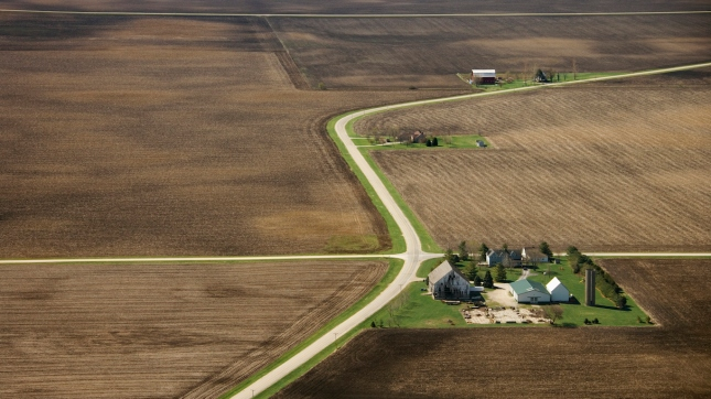 Farmland, Indiana, USA