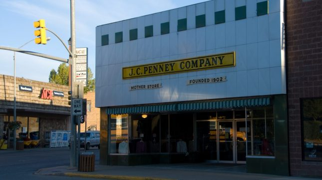 the retail industry inside j c penny Jc penney co wooed the man who helped create the mystique surrounding apple inc's successful retail operation to be the next chief executive of the venerable.