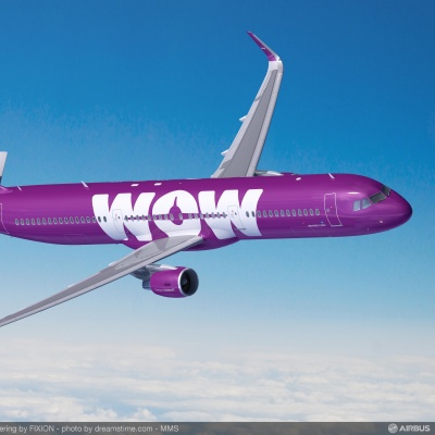 A321 WOW airlines