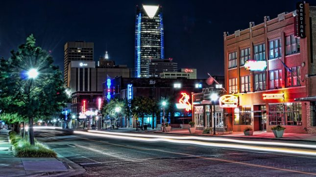 Automobile Alley Oklahoma City