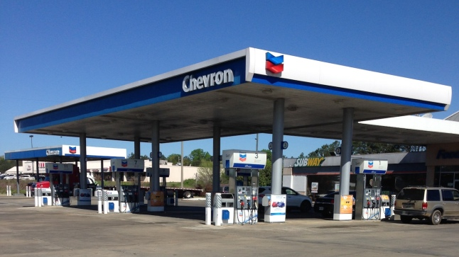 Chevron work