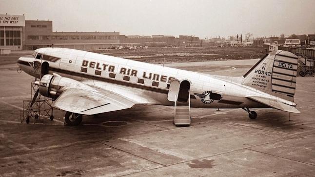 delta work