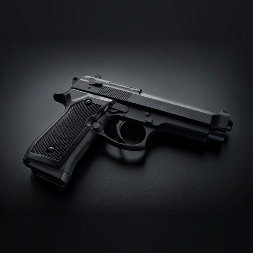Automatic Gun pistol