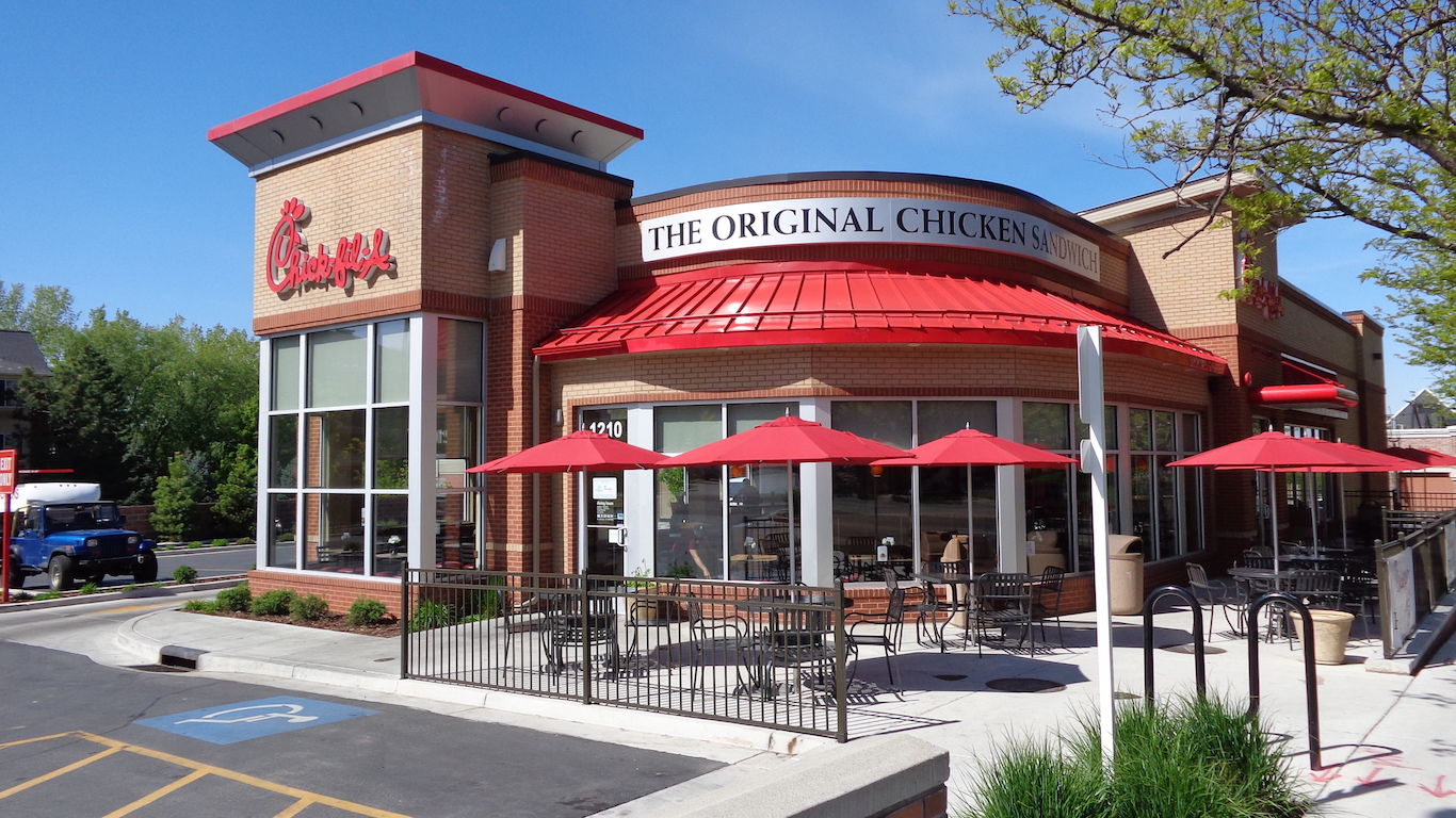 Best And Worst Service Fast Food