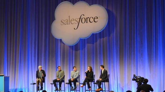 salesforce work