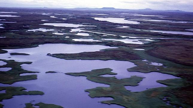Kusilvak Wade Hampton, Alaska
