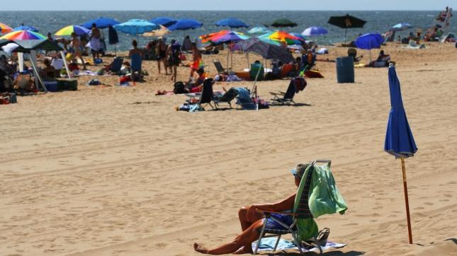 Ocean City, New Jersey Beach