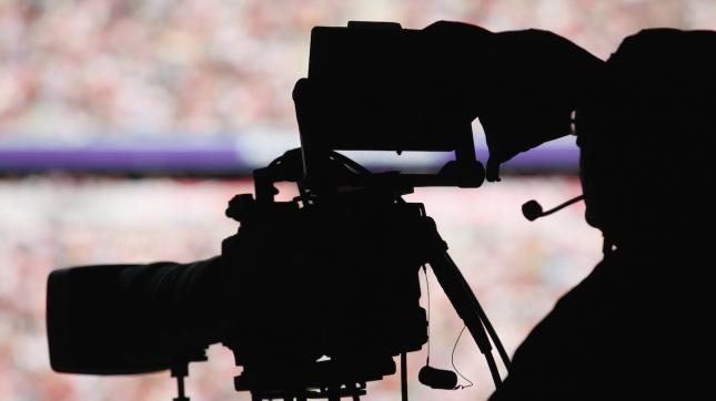 broadcasting-and-telecommunications-stadium-camera