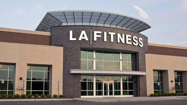 LA Fitness Gym