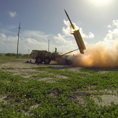 Lockheed -THAAD