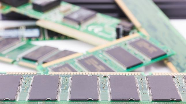 Random Access Memory (DDR RAM), Memory Chips