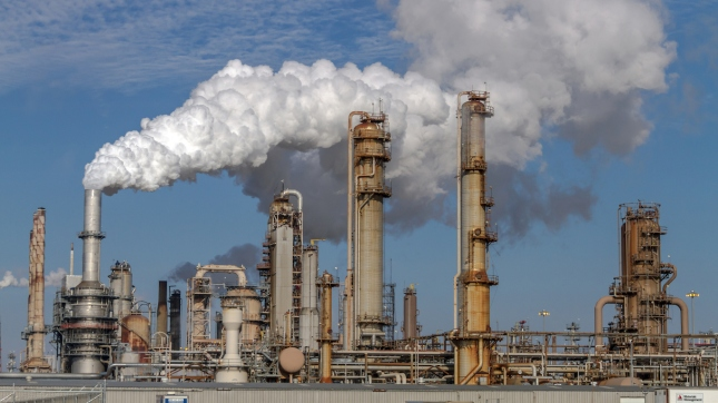 Petroleum Oil Production Plant Illinois