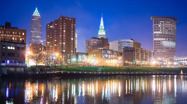 Cleveland, Ohio, Cuyahoga County