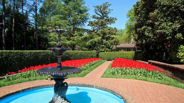 Concord Memorial Garden, North Carolina