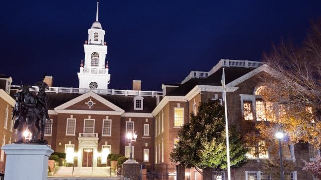 Capitol Building in Dover, Delaware