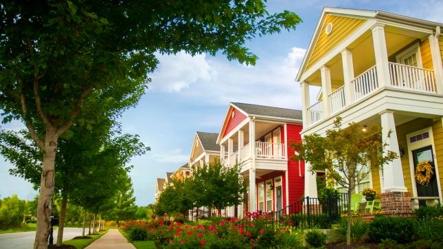 Fayetteville, Arkansas suburbs