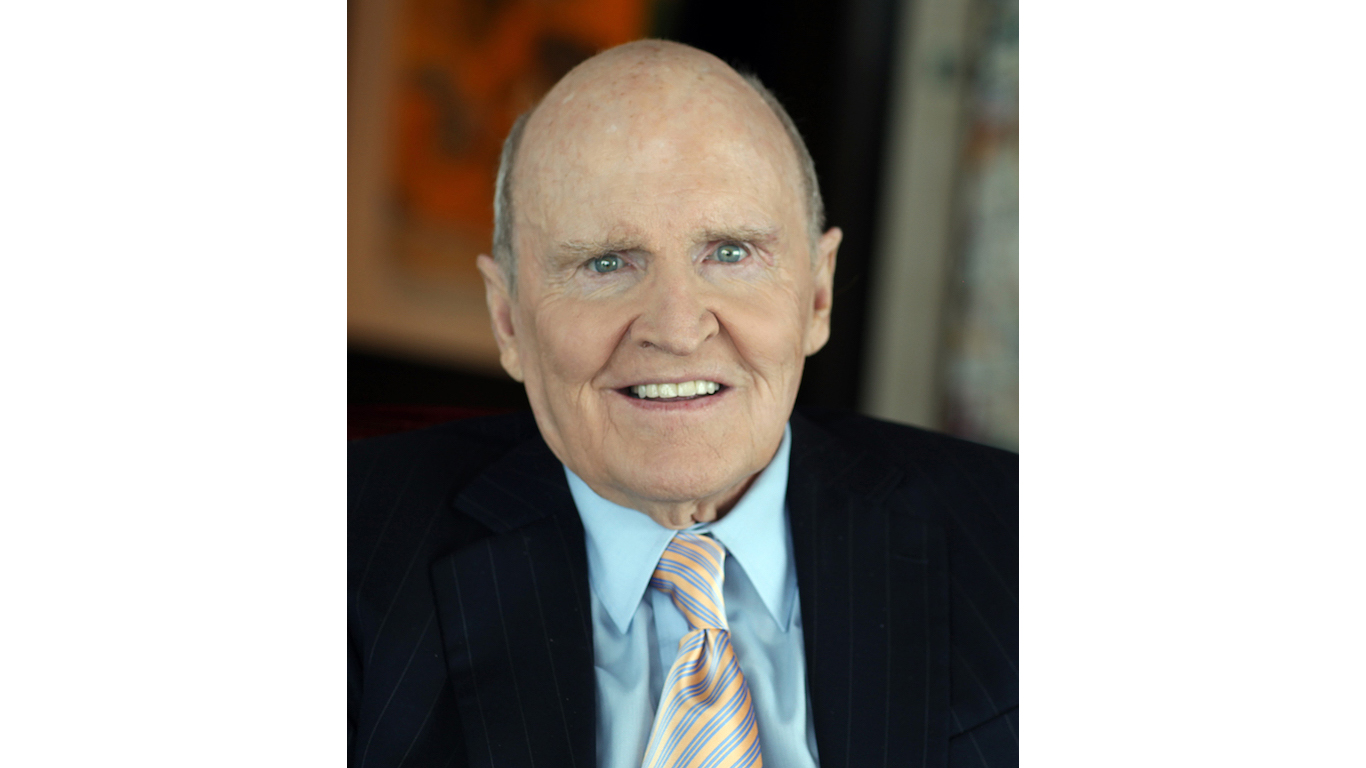 jack welch general electric s revolutionary The revolutionary spirit at general electric, jack welch has established a culture of constant self-transformation that others should emulate sep 16th 1999.