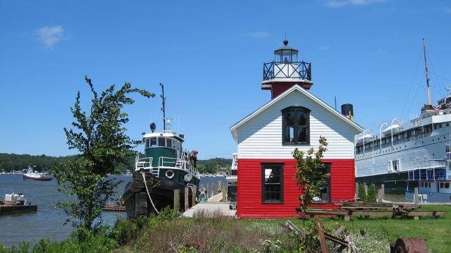 Little Lighthouse, Kalamazoo, Michigan
