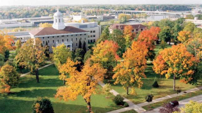 Lawrence University, Appleton Wisconsin