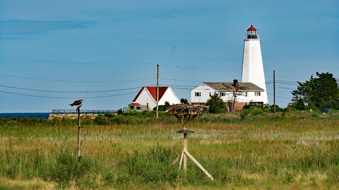 States producing the most meat 24 7 wall st for What state has the most lighthouses