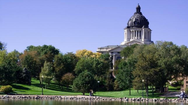 Pierre, South Dakota State Capitol