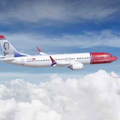 Norwegian 737 MAX 8
