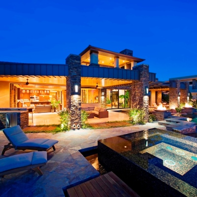 24 7 wall st blog archive the 25 most expensive homes for Homes in america