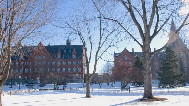 College Campus, Vermont