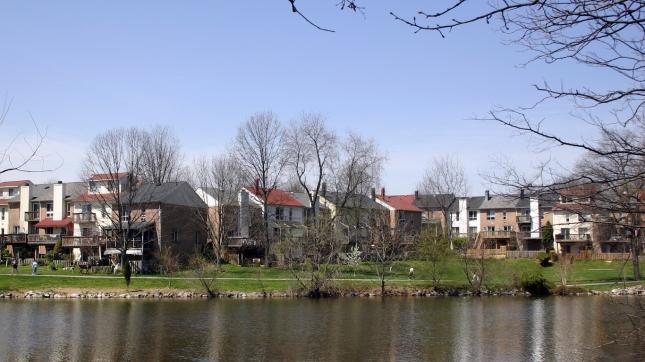 Lake Elkhorn, Columbia, Howard County, Maryland