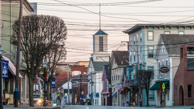 town of east greenwich, Rhode Island