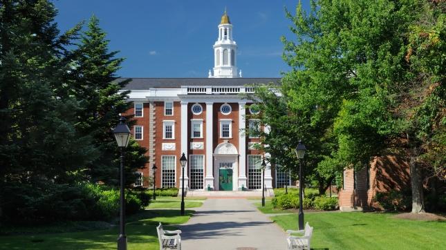 Harvard Business School, Boston, Massachusetts