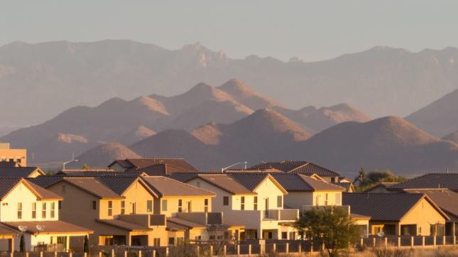 Suburbs Arizona