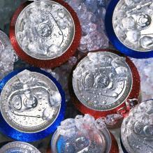 Coke and Pepsi