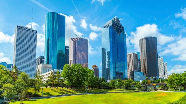 Skyline of Houston, Texas