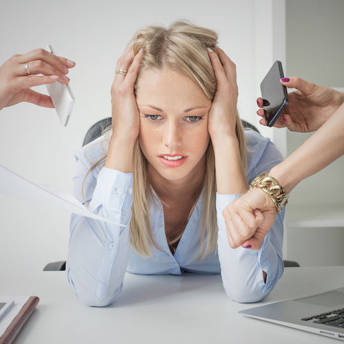 15 Most Stressed Out Cities - 24/7 Wall St.