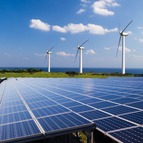 States Producing the Most Renewable Energy