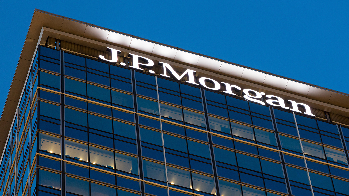 Why JPMorgan Has Underperformed the Large Banks in the 2019