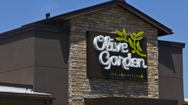 Olive Garden To Go Lifts Darden Profits: Companies Paying Americans The Least