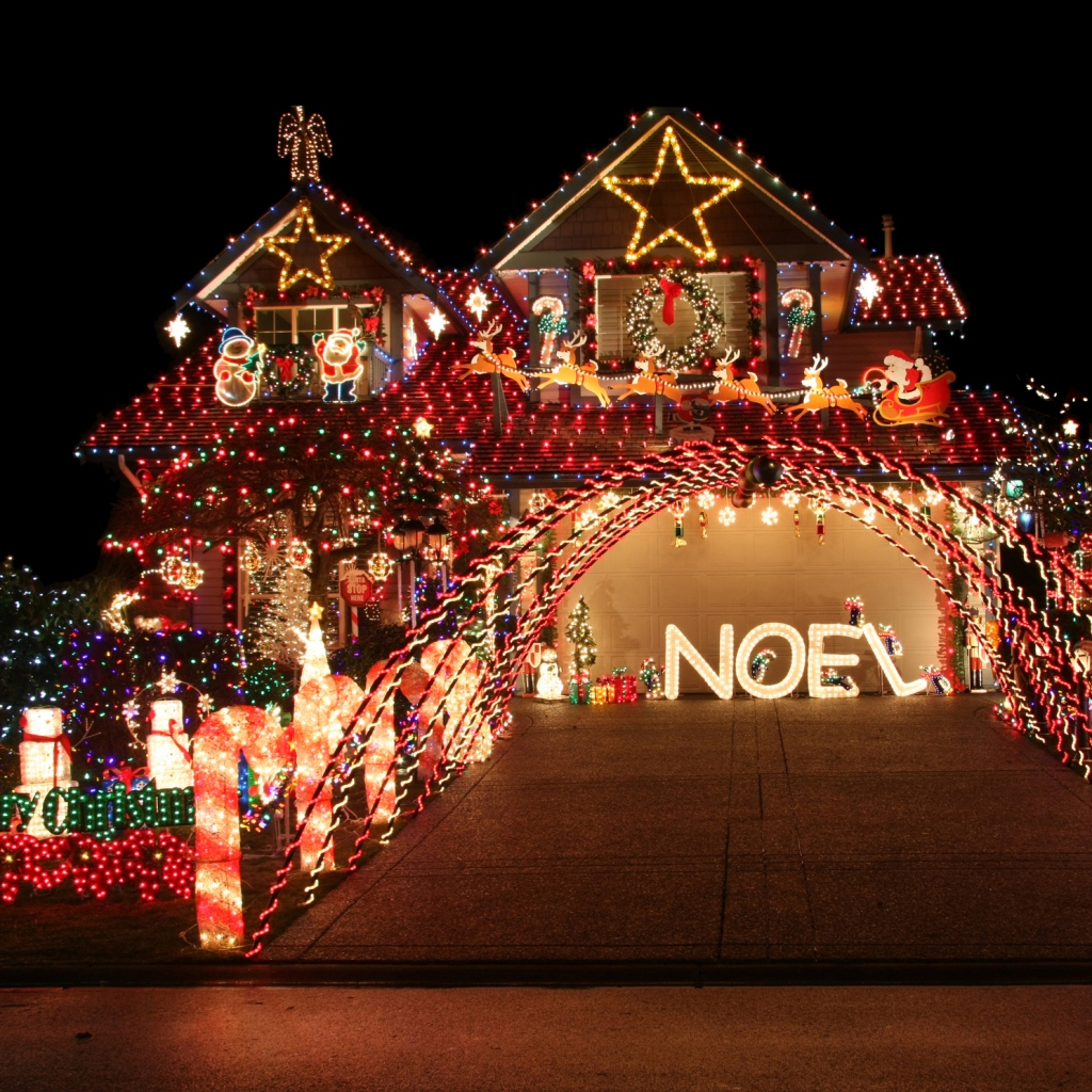 247 wall st blog archive neighborhoods with the most outrageous christmas lights in every state