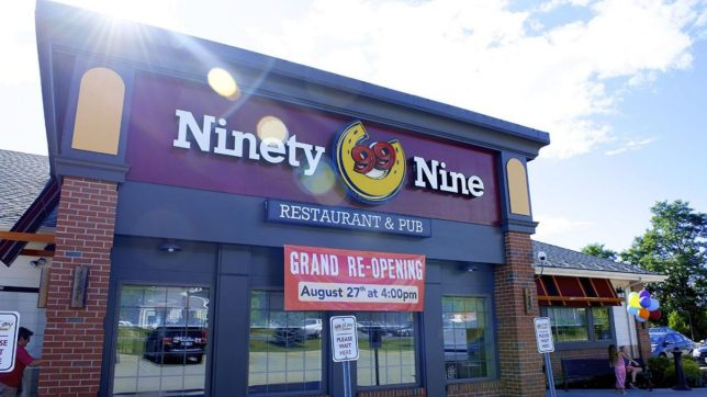 Ninety Nine Restaurant Pittsfield Ma