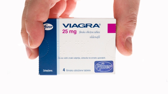 Blood thinners and viagra
