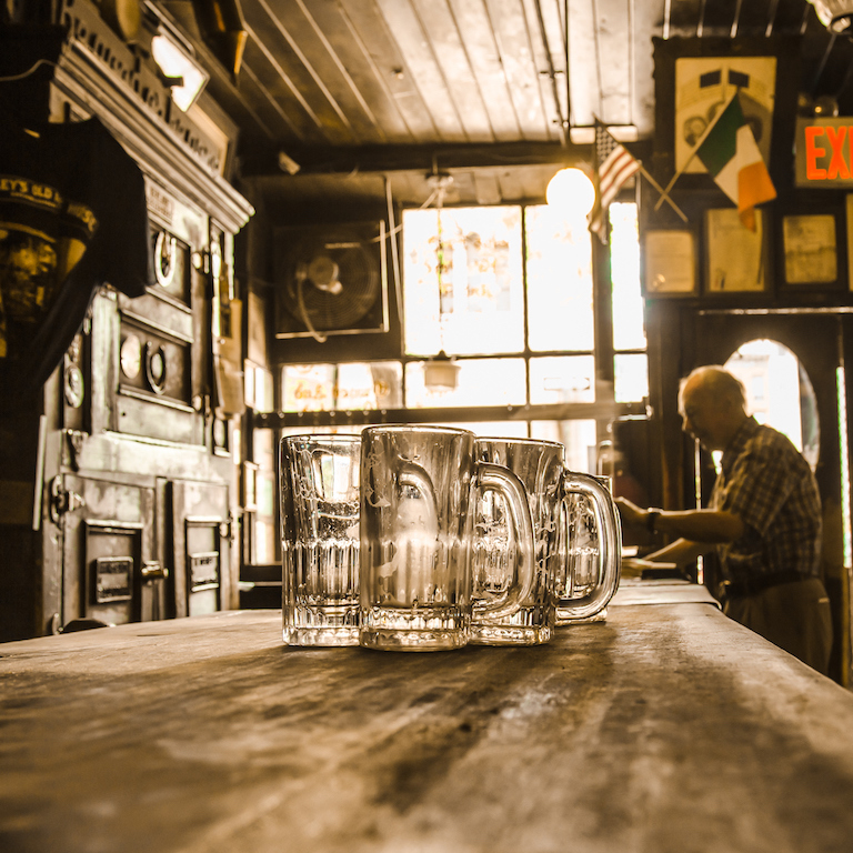 Oldest Bar in Every State 247 Wall