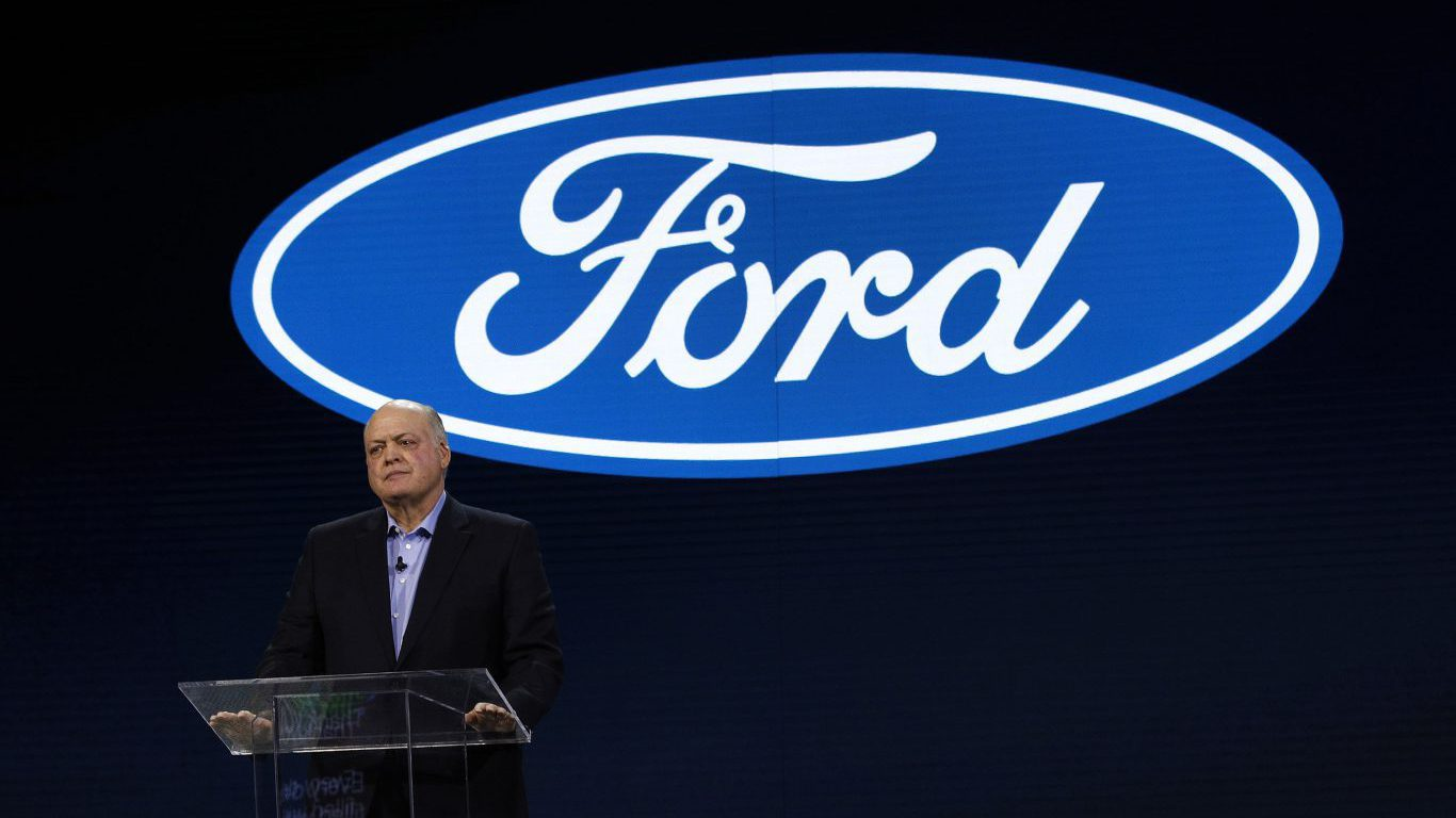 Will ford replace ceo hackett for Ford motor company news headlines
