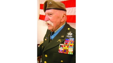 50 Of America S Most Decorated War Heroes 24 7 Wall St
