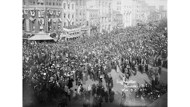 a2ddaa24e5d 24 7 Wall St. » Blog Archive Women s Marches That Shaped America «