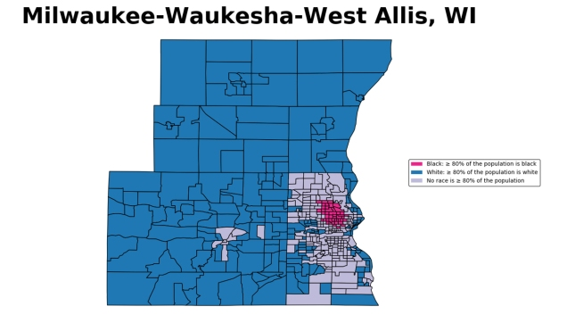 International Autos Milwaukee >> 25 Most Segregated Cities in America - 24/7 Wall St.