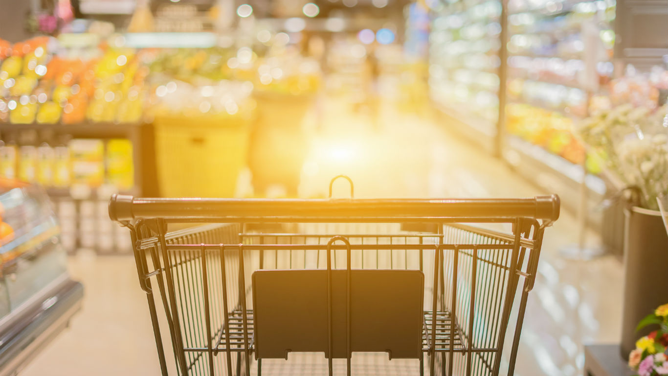 30 of America's Most Popular Grocery Stores | 24/7 Wall St