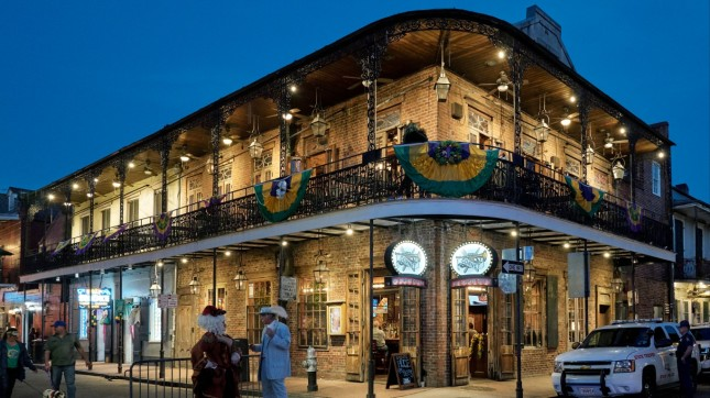 New Orleans, Louisiana by Pedro Szekely