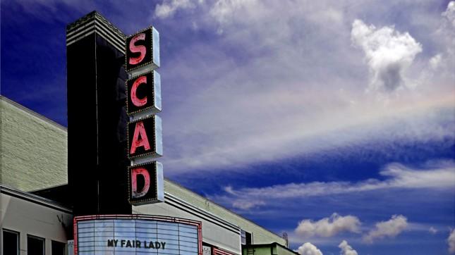 SCAD, Savannah, Georgia, USA by Pom'