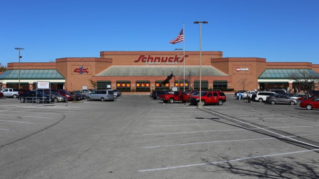 Schnucks by Paul Sableman